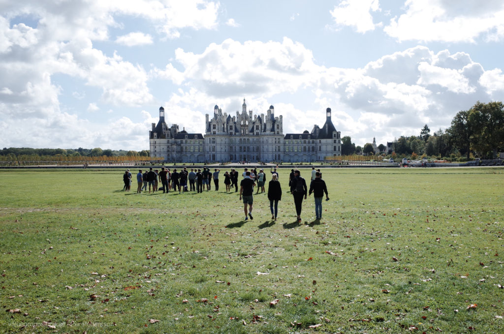 Slottet i Chambord